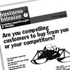 Are you compelling customers to buy from you or your competitors?