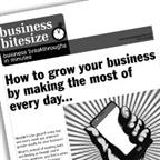 How to grow your business by making the most of every day...