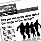 Can you win more sales using the magic of the movies?